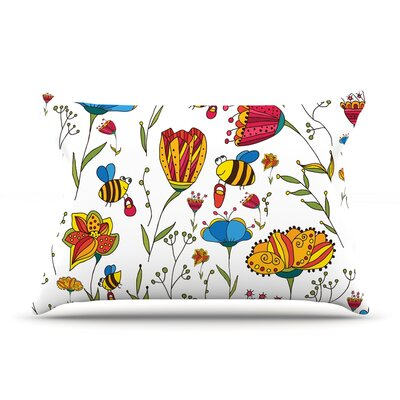 Alisa Drukman Bees Pillow Case