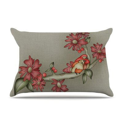 Carina Povarchik 'Feng Shui' Pillow Case