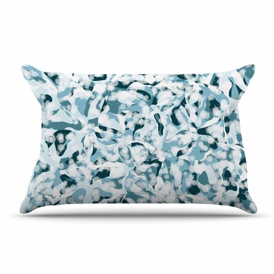 Angelo Cerantola Waterflowers Digital Pillow Case