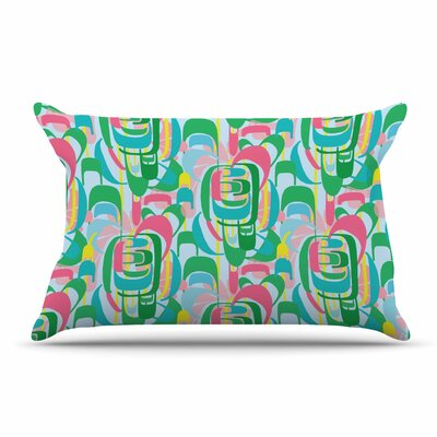 Amy Reber Geometric Pillow Case