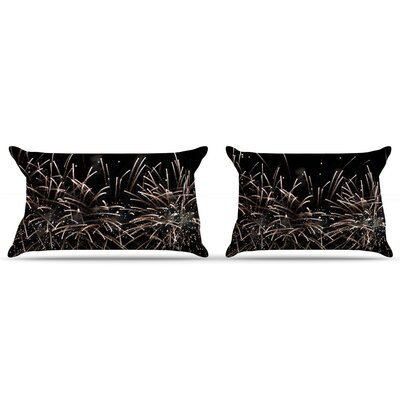 Catherine McDonald Fireworks Pillow Case