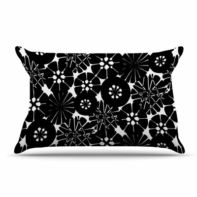 Amy Reber Circle Abstract Pillow Case