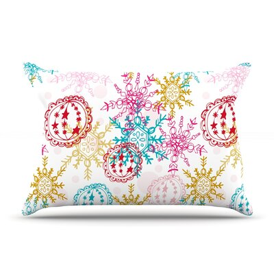 Anneline Sophia Let It Snow Pillow Case