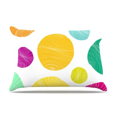 Anchobee Eolo Circles Pillow Case