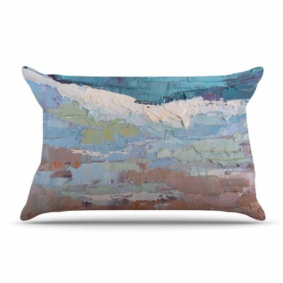Carol Schiff Surf Dreams Painting Pillow Case