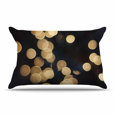 Cristina Mitchell 'Blurred Lights' Pillow Case