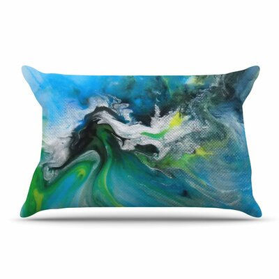 Carol Schiff Abstract Pillow Case