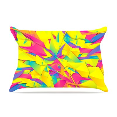 Danny Ivan Bubble Gum Explosion Pillow Case