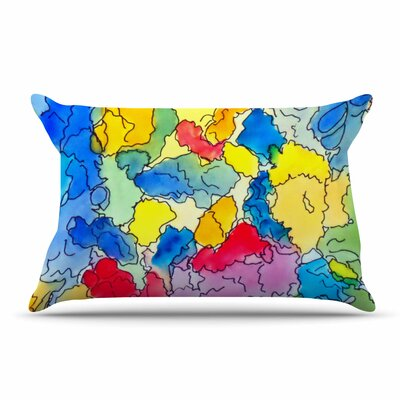 Cathy Rodgers Explorer Pillow Case