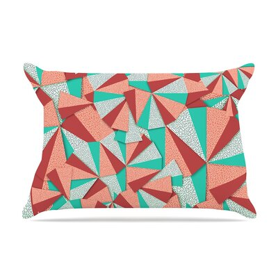 Danny Ivan 'Marsala' Pillow Case