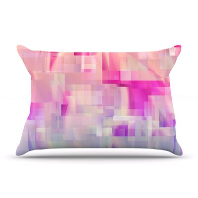 Gabriela Fuente Winter Flow Pillow Case