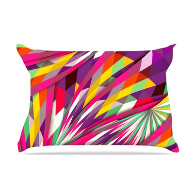 Danny Ivan 'Sweet' Geometric Pillow Case