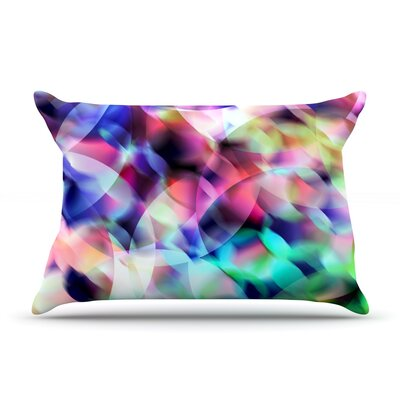 Gabriela Fuente Party Pastel Abstract Pillow Case
