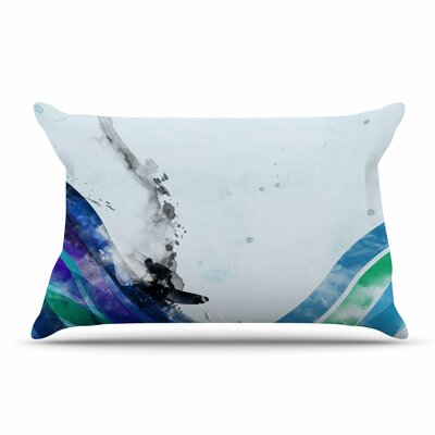 Federic Levy-Hadida The Wave Pillow Case