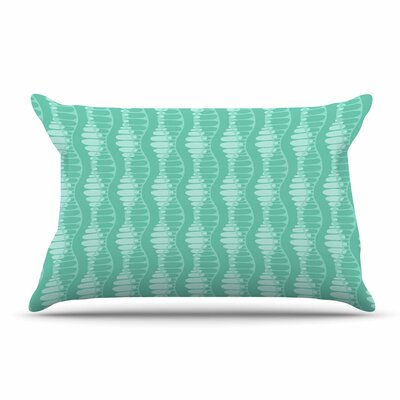 Holly Helgeson Mod Waves Pillow Case