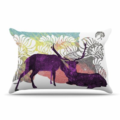 Frederic Levy-Hadida Tenderness Pillow Case
