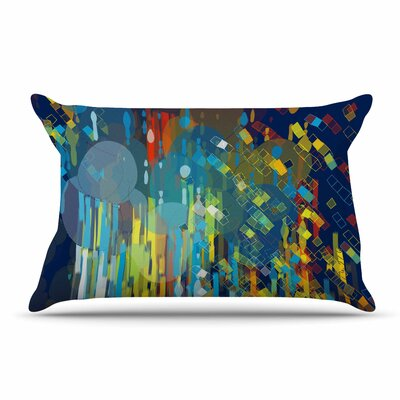Frederic Levy-Hadida Color Fall Pillow Case