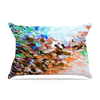 Ebi Emporium Winter Retreat Pillow Case Color: Brown