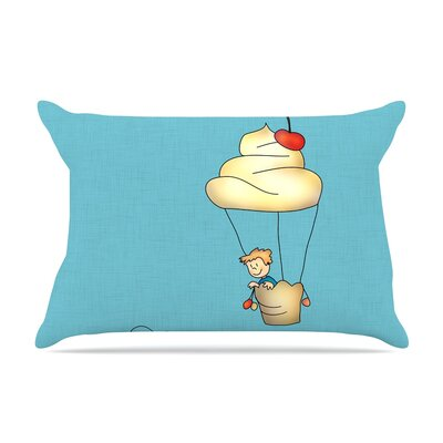 Carina Povarchik 'Sweet World' Pillow Case