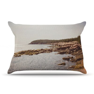 Jillian Audrey The Maine Coast Coastal Pillow Case