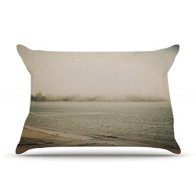 Jillian Audrey Stormy Coast Coastal Pillow Case