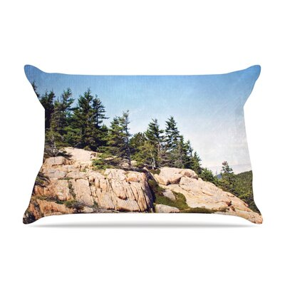 Jillian Audrey Windswept Cliffs Pillow Case