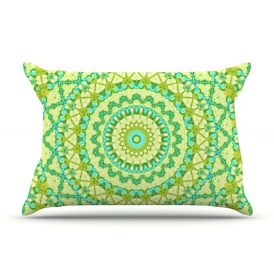 Iris Lehnhardt Aquatic Garden Pillow Case