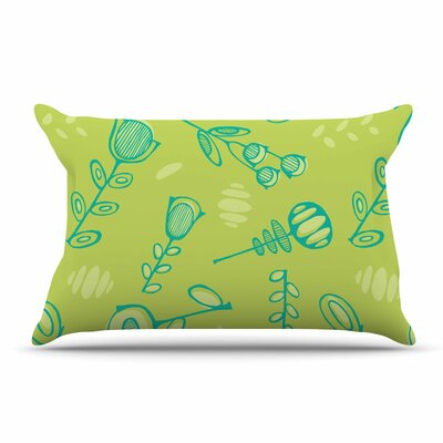 Holly Helgeson Hattie Too Floral Pillow Case