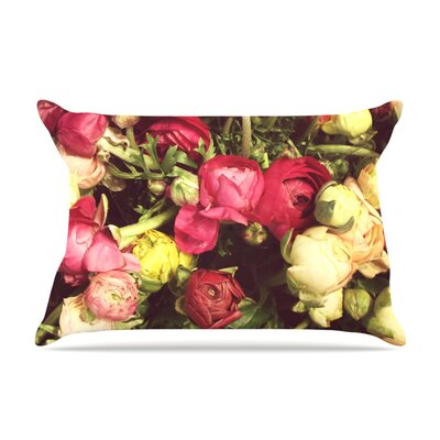 Jillian Audrey Ranunculus Pillow Case