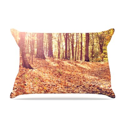 Jillian Audrey Autumn Hike Pillow Case
