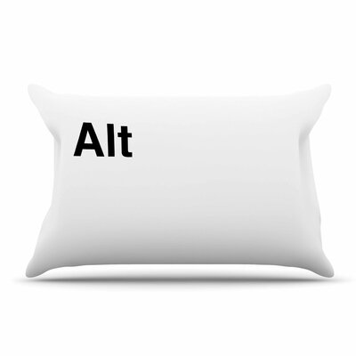 Jackie Rose 'Alt' Pillow Case