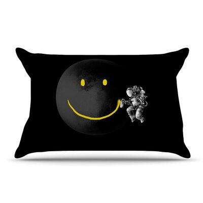 Digital Carbine Make A Smile Pillow Case