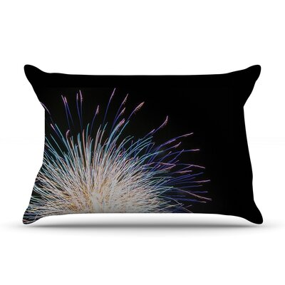 Jillian Audrey Firework Pastel Pillow Case