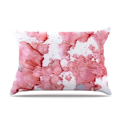 Iris Lehnhardt Soft Splashes Pillow Case