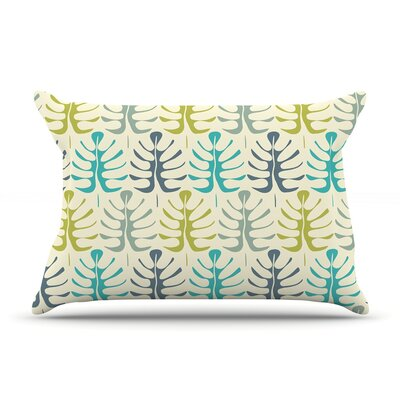 Julia Grifol My Leaves Pillow Case