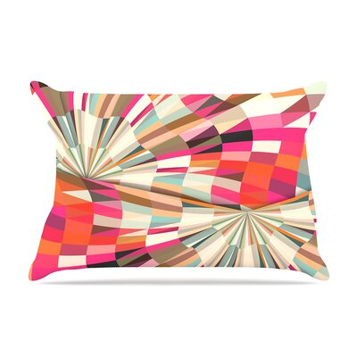 Danny Ivan 'Convoke' Geometric Pillow Case
