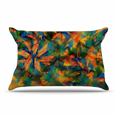 Danny Ivan No Way Out Abstract Pillow Case