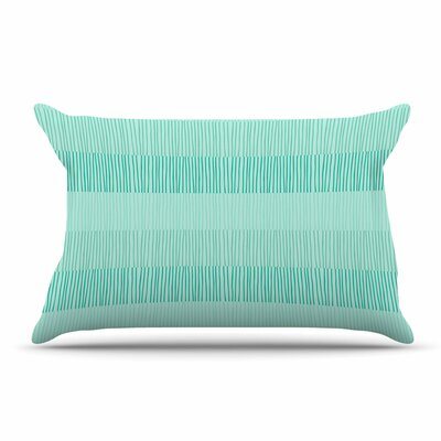 Holly Helgeson Mod Grass Lines Pillow Case