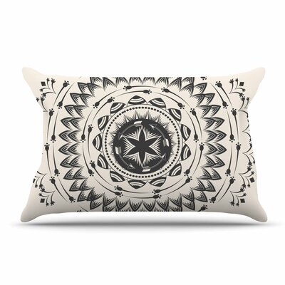 Famenxt Boho Tribe Mandala Pillow Case