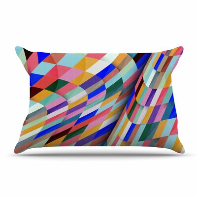 Danny Ivan Different Geometric Pillow Case