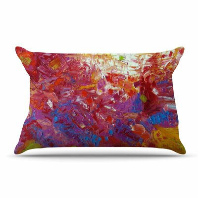 Jeff Ferst Sonoran Fantasy Abstract Pillow Case