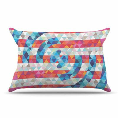 Fimbis Abstract America Digital Pillow Case