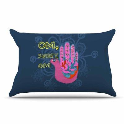 Jane Smith Om, Sweet, Om Ethnic Pillow Case