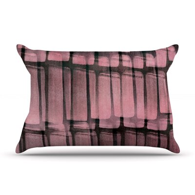 Iris Lehnhardt Reddish Pillow Case