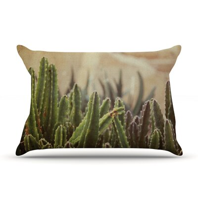 Jillian Audrey Grass Cactus Pillow Case