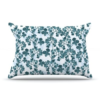 Julia Grifol Flowers Pillow Case