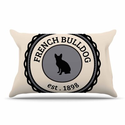 French Bulldog Dog Pillow Case