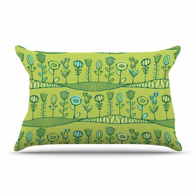 Holly Helgeson HattieS Garden Floral Pillow Case