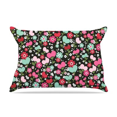 Heidi Jennings Love Is Growing Pillow Case