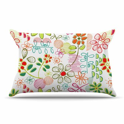 Holly Helgeson Wildflower Pillow Case